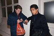 KEVIN DODLANDE; JOHN DODLANDE, Zhao Yao, Spirit Above All. Pace Soho, Lexington St. London. 11 February 2013