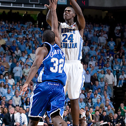 2004-12-04 Kentucky at North Carolina Tar Heels Basketball
