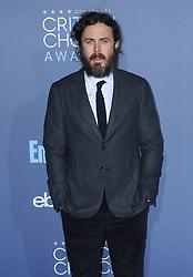 Casey Affleck  bei der Verleihung der 22. Critics' Choice Awards in Los Angeles / 111216