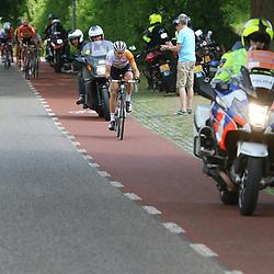 27-05-2016: Wielrennen: Boels Rental Classic: Valkenburg  <br />VALKENBURG (NED) wielrennen  <br />Aanval Thalita de Jong op Eperheide