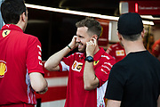 May 23-27, 2018: Monaco Grand Prix. Sebastian Vettel (GER), Scuderia Ferrari, SF71H