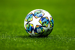 UEFA Champions League Matchball - Rogan/JMP - 01/10/2019 - FOOTBALL - Tottenham Hotspur Stadium - London, England - Tottenham Hotspur v Bayern Munich - UEFA Champions League Group B.