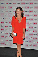 LONDON - September 13: Louise Thompson at The Comfort Prima High Street Fashion Awards 2012 (Photo by Brett D. Cove)