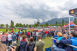 26.05.2018, Moeslestadion, Götzis, AUT, 45. Hypo Meeting Goetzis, am Sonntag, 26. Mai 2019, im Rahmen des Hypo-Mehrkampfmeeting in Götzis. // Möslestadion of Austria during the 45th Hypo Athletics Meeting. Götzis, Austria on 2019/05/26, im Bild Möslestadion (AUT) // Möslestadion of Austria during the 45th Hypo Athletics Meeting at the Moeslestadion in Götzis, Austria on 2018/05/26. EXPA Pictures © 2019, PhotoCredit: EXPA/ Peter Rinderer
