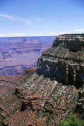 AZ, Arizona, Scenic from South Rim of Grand Canyon National Park, Arizona.Photo Copyright: Lee Foster, lee@fostertravel.com, www.fostertravel.com, (510) 549-2202.azgran225