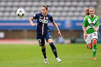 Aurelie Kaci - 26.04.2015 - Paris Saint Germain / Wolfsbourg - 1/2Finale Champions League feminine<br />Photo : Andre Ferreira / Icon Sport