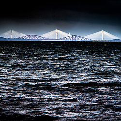 Firth of Forth as seen from Longniddry