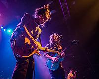 SOJA at Rams Head Live, Baltimore, MD, Nov., 2015 (photo: John Shore)