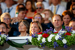 Princess Margerita, Opening ceremony, Guest country, The Netherlands<br /> CHIO Aachen 2017<br /> © Hippo Foto - Stefan Lafrentz<br /> 18/07/2017