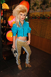 JODIE HARSH at a party hosted by Mulberry to celebrate the publication of The Meaning of Sunglasses by Hadley Freeman held at Mulberry 41-42 New Bond Street, London on 14th February 2008.<br /><br />NON EXCLUSIVE - WORLD RIGHTS