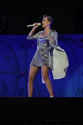 Katy Perry flashes her underwear whilst performing at the Radio 1 Big Weekender in Hull<br /><br />27 May 2017.<br /><br />Please byline: Vantagenews.com