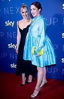 Billie Piper and Lucy Prebble at The, Sky Up Next Event at the Tate Modern In London 12 feb 2020 photo by Brian Jordan