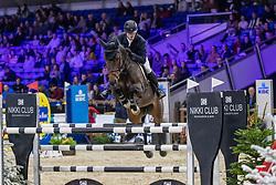 Fives Ian, IRL, Candy 763<br /> Jumping Mechelen 2019<br /> © FEI/Dirk Caremans<br />  30/12/2019