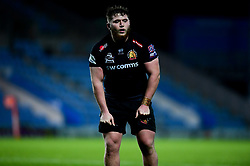Patrick Schickerling of Exeter Chiefs - Mandatory by-line: Ryan Hiscott/JMP - 25/11/2019 - RUGBY - Sandy Park - Exeter, England - Exeter Braves v Harlequins - Premiership Rugby Shield