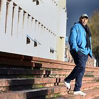 Nederland, IJmuiden , 29 november 2012..De legendarische oud-spits van FC Groningen Hennie Meijer.. .Foto:Jean-Pierre Jans