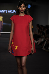 Istituto Marangoni students debut at the national fashion show at graduate fashion week. <br />