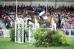 Svennerstal Ludwig (SWE) - Alexander<br /> Show Jumping - CCI4* <br /> Mitsubishi Motors Badminton Horse Trials 2014 <br /> © Hippo Foto - Jon Stroud