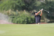 Thorbjorn Olesen (DEN) on the 16th fairway during the 3rd round of the DP World Tour Championship, Jumeirah Golf Estates, Dubai, United Arab Emirates. 17/11/2018<br /> Picture: Golffile   Fran Caffrey<br /> <br /> <br /> All photo usage must carry mandatory copyright credit (© Golffile   Fran Caffrey)