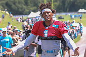 NFL-Carolina Panthers Training Camp-Jul 27, 2019