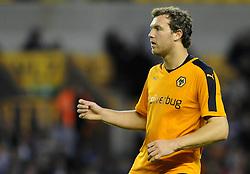 Kevin McDonald of Wolves - Mandatory by-line: Dougie Allward/JMP - 07966386802 - 28/07/2015 - SPORT - FOOTBALL - Wolverhampton,England - Molineux Stadium - Wolves v Aston Villa - Pre-Season Friendly