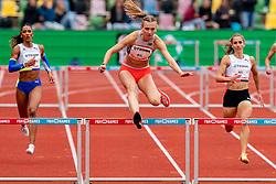 FemkeBolof Netherlands in action on the 400 meter hurdle during FBK Games 2021 on 06 june 2021 in Hengelo.