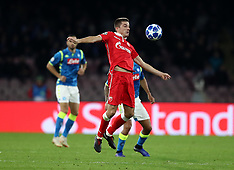 SSC Napoli v Red Star Belgrade - 28 Nov 2018