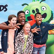 NLD/Amsterdam/20190814 - Premiere Angry Birds 2, Jeremy Sno