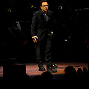 NLD/Amsterdam/20111128 - uitreiking Prins Bernhard Cultuurprijs 2011, optreden van Bono van de band U2