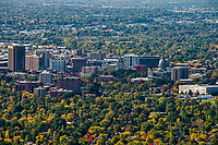 Downtown Boise from Table Rock