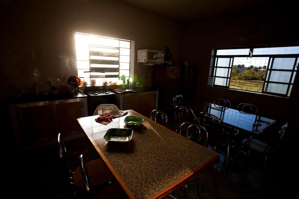 Inhauma_MG, Brasil...Cozinha de um sitio em Inhauma...The house kitchen in Inhauma...Foto: LEO DRUMOND / NITRO