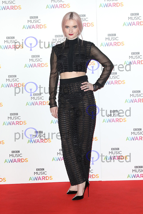 Grace Chatto, BBC Music Awards, Earls Court Exhibition Centre, London UK, 11 December 2014, Photo by Richard Goldschmidt