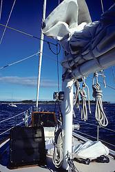 Sailboats - Mast & Ropes
