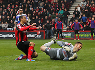 Bournemouth v Queens Park Rangers 050414