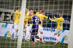 during football match between NK Maribor and NK Bravo in 21st Round of Prva liga Telekom Slovenije 2020/21, on February 13, 2021 in Ljudski Vrt, Maribor, Slovenia. Photo by Blaž Weindorfer / Sportida