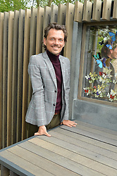 MATTHEW WILLIAMSON at the 2015 RHS Chelsea Flower Show at the Royal Hospital Chelsea, London on 18th May 2015.