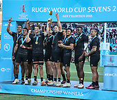 Jul 22, 2018-Rugby-2018 World Cup Sevens