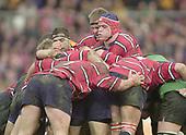 20021228  Northampton Saints vs Gloucester Rugby, Premiershp