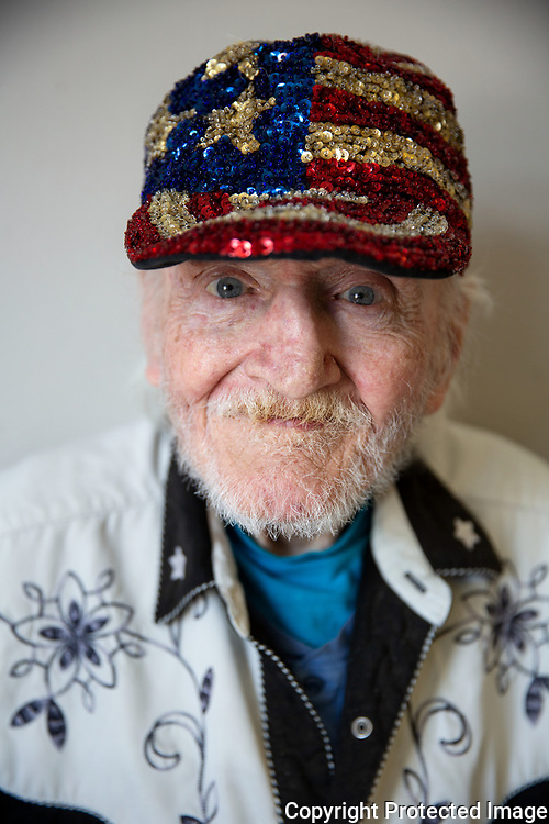 American Senior Man