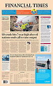 October 05, 2021 - EUR: Front-page: Today's Newspapers In Europe