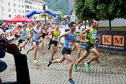 Mitja Kosovel at 3rd Marathon of Slovenske Konjice 2015 on September 27, 2015 in Slovenske Konjice, Slovenia. Photo by Urban Urbanc / Sportida