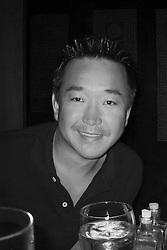 marine wildlife photographer, Masa Ushioda, at Hualalai Grill, Four Seasons Resort, Hualalai Resort, Kohala, Big Island, Hawai
