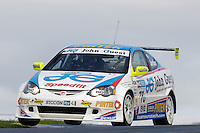 2008 British Touring Car Championship.  Knockhill, Scotland, United Kingdom.  16th-17th August 2008.  (78) - Andy Jordan (GBR) - Team Eurotech Honda Integra.  World Copyright: Peter Taylor/PSP. Copy of publication required for printed pictures. Every used picture is fee-liable.