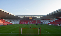 Football - 2020 / 2021 FA Cup - Round One - Sunderland vs Mansfield Town - Stadium of Light<br /> <br /> A general view of the Stadium of Light<br /> <br /> <br /> COLORSPORT/BRUCE WHITE