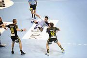 DESCRIZIONE : HandbaLL Cup Finale EHF Homme<br /> GIOCATORE : Seufyann SAYAD<br /> SQUADRA : Nantes <br /> EVENTO : Coupe EHF Finale<br /> GARA : NANTES Rhein Neckar<br /> DATA : 19 05 2013<br /> CATEGORIA : Handball Homme<br /> SPORT : Handball<br /> AUTORE : JF Molliere <br /> Galleria : France Hand 2012-2013 Action<br /> Fotonotizia : HandbaLL Cup Finale EHF Homme<br /> Predefinita :
