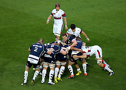 Bristol Rugby and Doncaster Knights packs maul - Mandatory byline: Robbie Stephenson/JMP - 25/05/2016 - RUGBY UNION - Ashton Gate Stadium - Bristol, England - Bristol Rugby v Doncaster Knights - Greene King IPA Championship Play Off FINAL 2nd Leg.