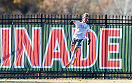 CBC's Camden Starzyk celebrates his goal to give his team a 2-0 lead during a Class 4 quarterfinal soccer match on Saturday, Nov. 10, 2018, at Chaminade College Preparatory School in Creve Coeur, Mo.  Gordon Radford   Special to STLhighschoolsports.com