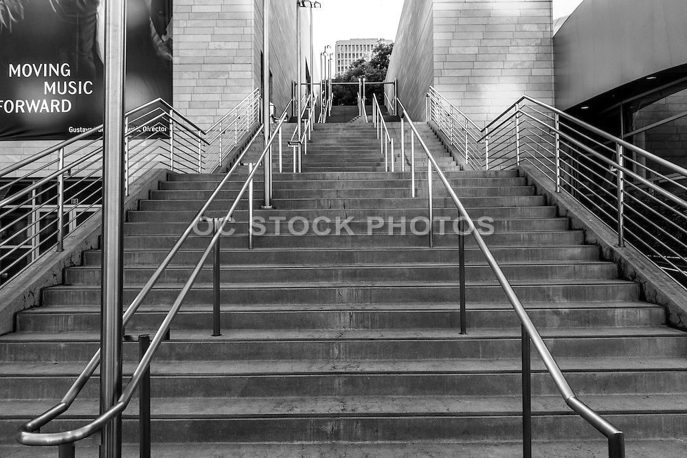 Disney Concert Hall in Los Angeles