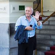 NLD/Amsterdam/20130607 - Herman van Veen en ????.