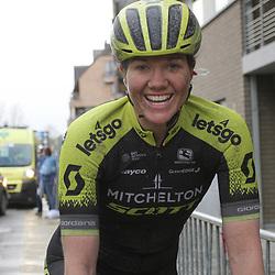 29-02-2020: Wielrennen: Omloop Nieuwsblad: Ninove: Sarah Roy