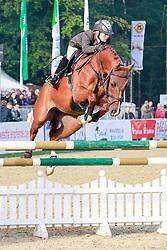, Warendorf - Bundeschampionate  01. - 05.09.2010, American Abbygale 2 - Schulze Wierling, Grit